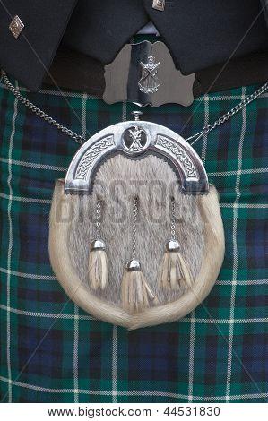 Traditional Scottish Sporran