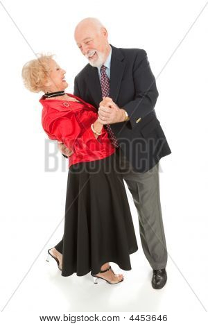 Seniors Dancing - The Dip