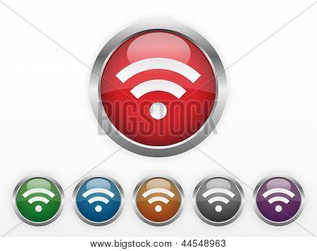 Wireless buttons