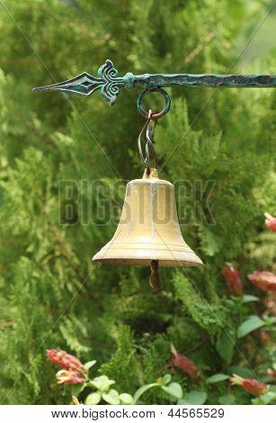 Small Golden Bell
