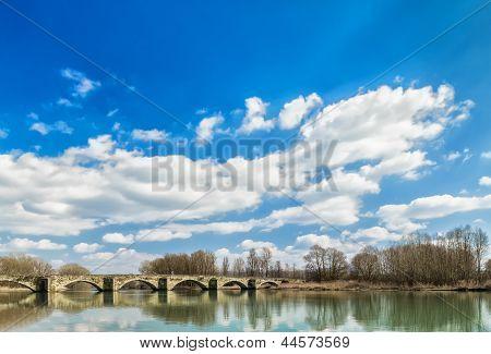 Buriano's Bridge