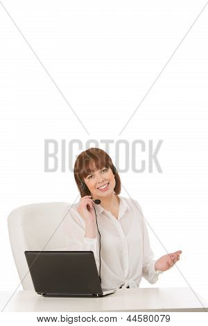 Receptionist Or Call Centre Operator