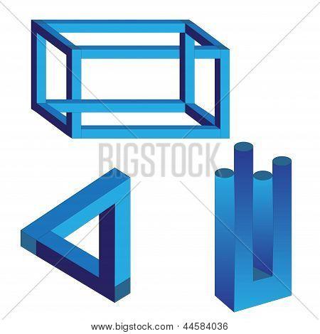 Illusion of form