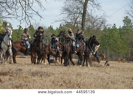 Civil War Cavalry