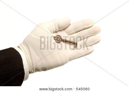 Hand & Key