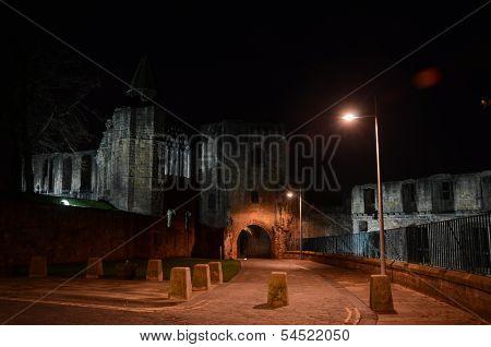 Among the Abbey Ruins