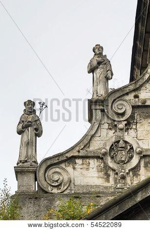 Bernardine Church, Lviv, Ukraine