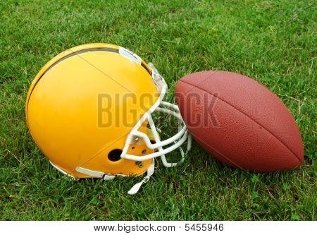 American Football Eqipment