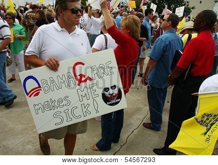 Tea Party Express Rally