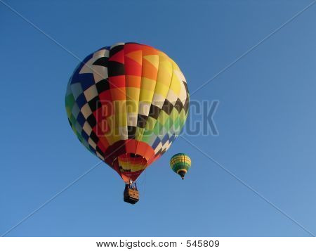 Competition Of The Balloons