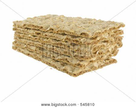 crispy bread poster