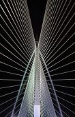 bridge pattern poster
