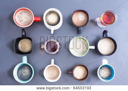Foamy Caffeine For Whole Office