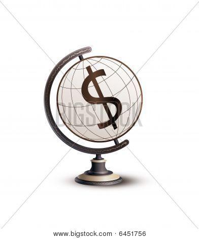 Global Currency Dollar