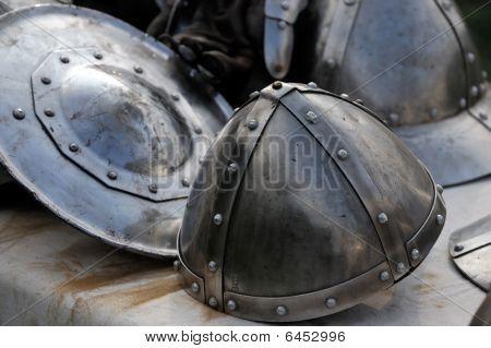 Medieval Armor Pieces