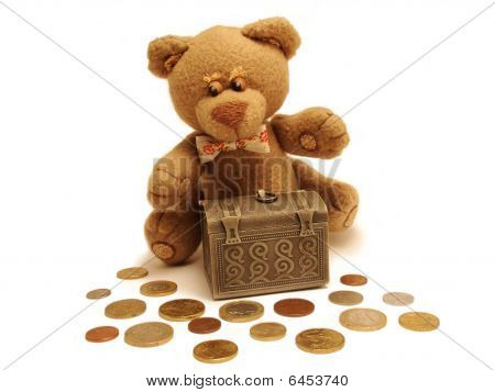Teddy Bear&savings