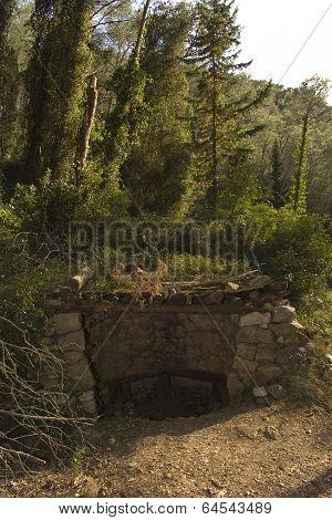 Refugio de piedras