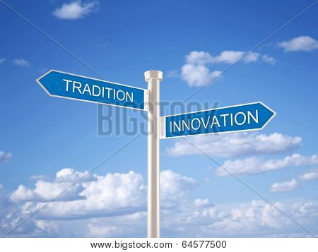 Tradition Innovation