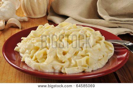 Fettuccini Alfredo