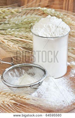 Wheat Four