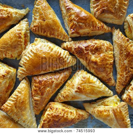 Triangle Pies.