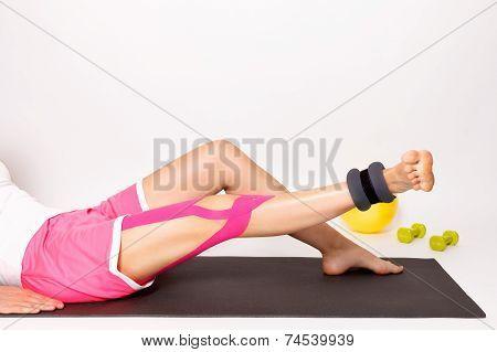 Exercise For Strengthening Injured Leg
