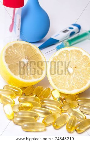 Anti-virus remedies with healthy products