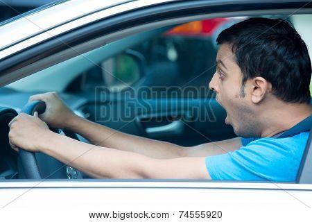 Shocking Traffic