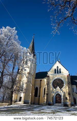Church In Levoca