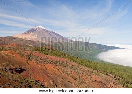 Nice Photo Of Teide