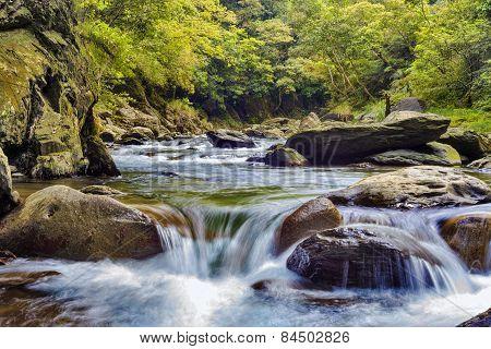 Barrel River, Taiwan