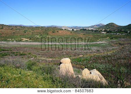 Piedras Pintadas Panorama