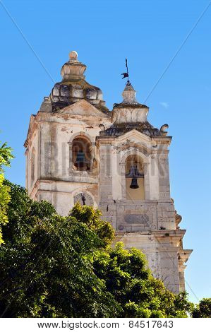 St Anthony's Church in Lagos Portugal