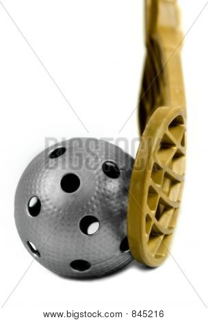 Floorball equipment 2