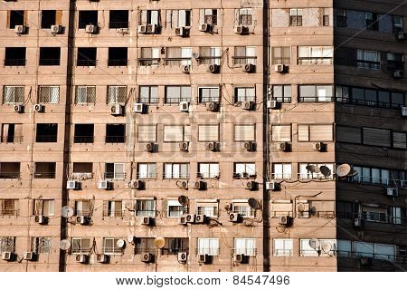 A detailed look at high rise accommodation in Cairo