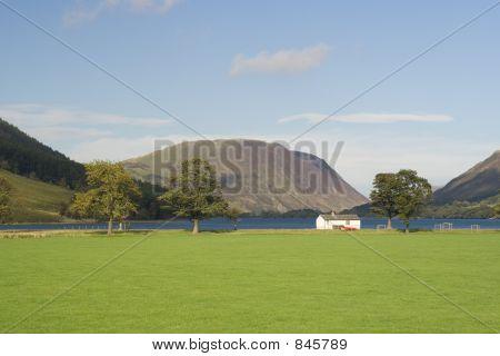 Lake Buttermere,Lake District,UK