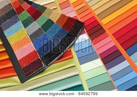 Carpet And Fabric