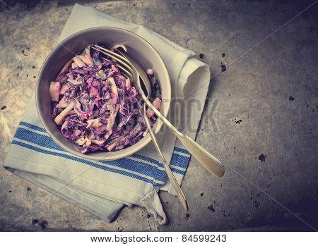 Salad Cole Slaw
