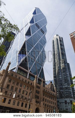Hearst Tower In New York, Editorial