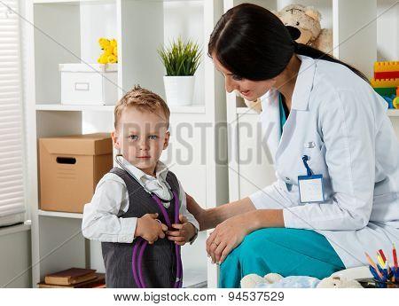 Family Doctor Examination