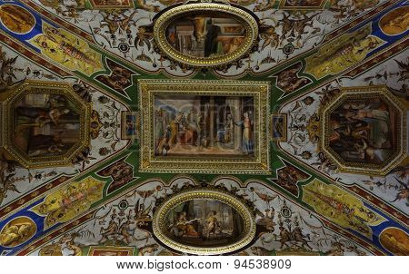 Corsini  Baroque Ceiling