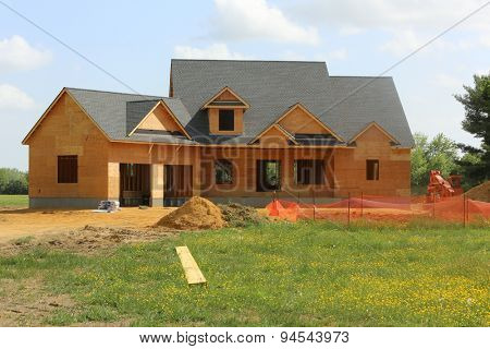 Vineland, New Jersey, June 23, 2015: New homes sales have increased over the past three months due to lower interest rates being offered for urban areas in Vineland.