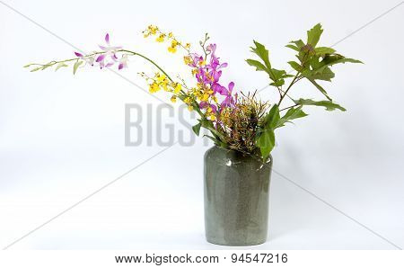 Ikebana Asia Thai Flower Decoration