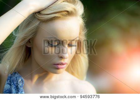 Sensible Lady Portrait