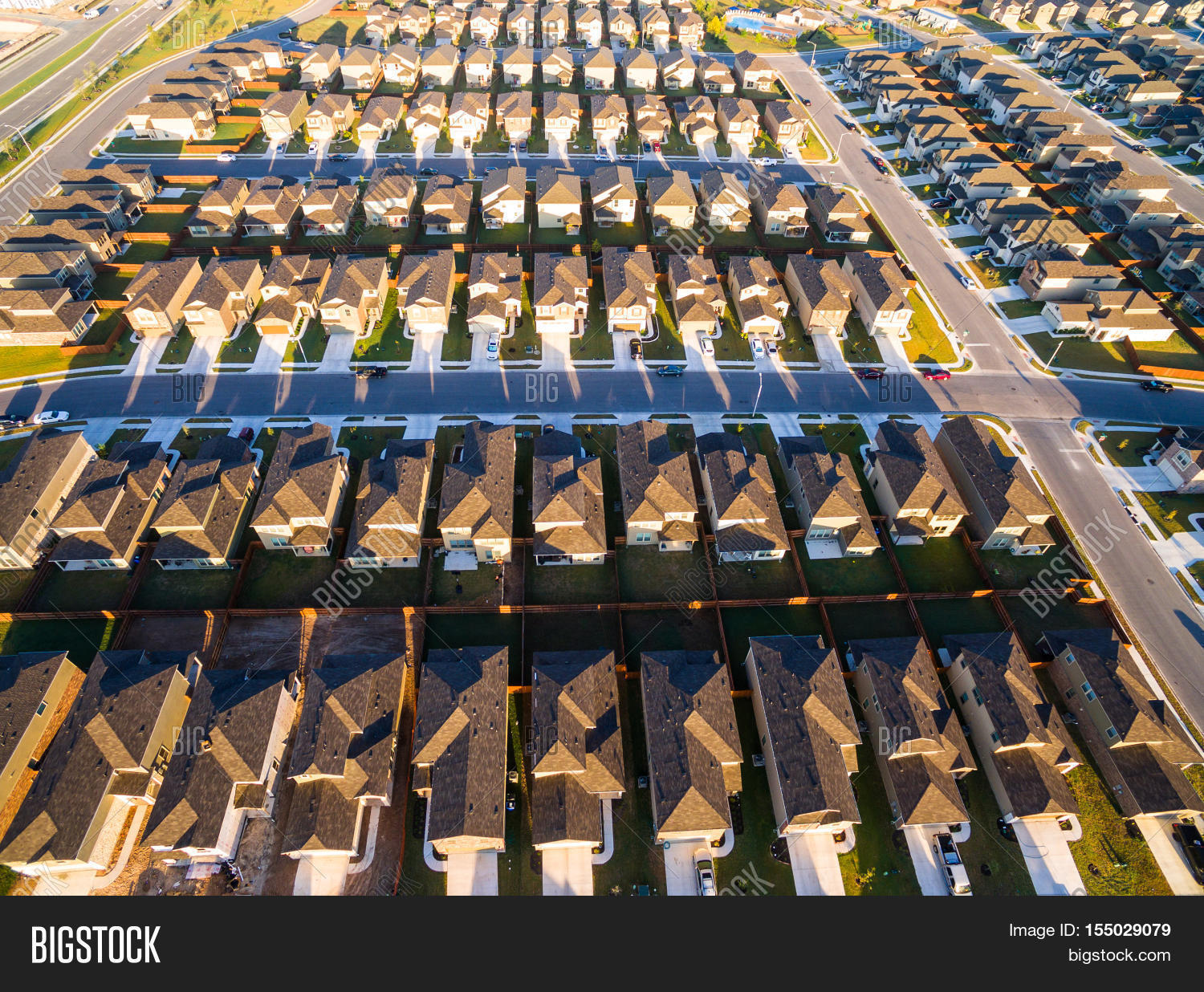 Rows rows cookie cutter houses image photo bigstock for Cookie cutter house plans