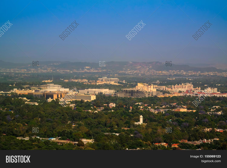 Panorama Islamabad Image & Photo (Free Trial)   Bigstock