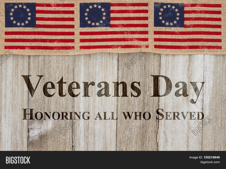 Veterans Day Greeting Image Photo Free Trial Bigstock