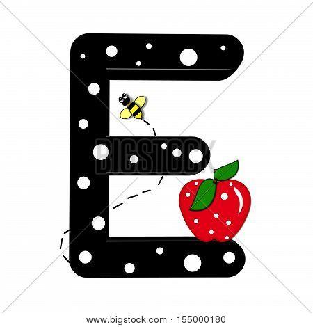 Alphabet Buzzer E