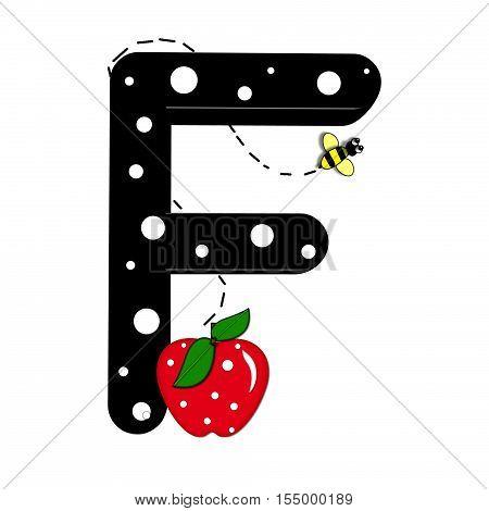 Alphabet Buzzer F