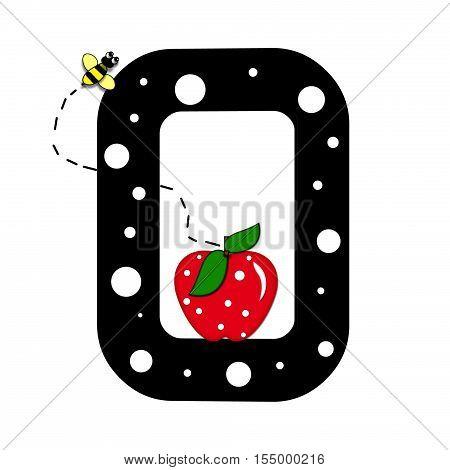 Alphabet Buzzer O